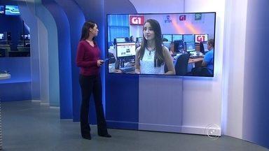Veja os destaques do portal G1 no TEM Notícias desta quinta-feira - A repórter Mayara Corrêa traz no TEM Notícias – 1ª Edição desta quinta-feira (20) as notícias que são destaque no portal G1 Sorocaba e Jundiaí.