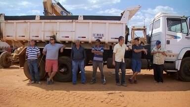 Tribunal de Contas do DF suspende contrato do GDF com empresas de caminhão - Tribunal de Contas do DF suspendeu um contrato do GDF com empresas de caminhão, que prestam serviço pelas cidades.