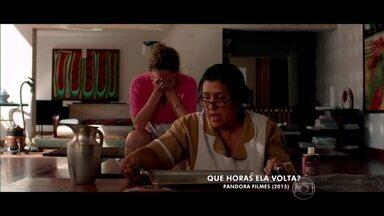 Passado de Rael e Douglas Silva é tema de conversa - Regina Casé conversa com eles sobre parentes que foram empregadas domésticas