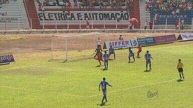 Inter de Bebedouro estreia com vitória na segunda fase da quarta divisão do Paulista - Partida ocorreu em casa contra o Fernandópolis.