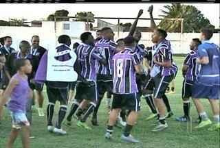 Campos Atlético goleia Rubro Social e consegue a vaga para disputar a Série B do Carioca - Jogo foi neste domingo (23).