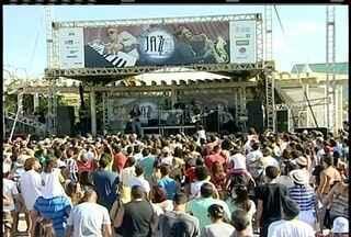 Festival de Jazz e Blues em Rio das Ostras, RJ, termina com bom número de público - Festival aconteceu desde a última quinta-feira.