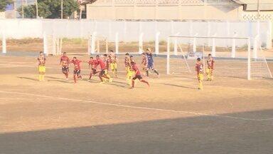 Real desportivo vence Genus no sub-20 - Jogo foi realizado em Ariquemes no estádio Valerião. Placar final foi de 2a 1.