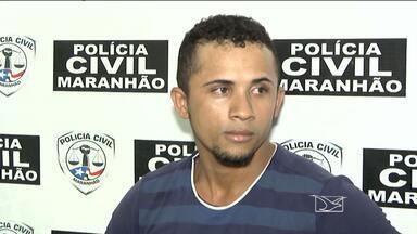 Em Açailândia (MA), polícia prende suspeito de tráfico de drogas - Em Açailândia (MA), a polícia prendeu um suspeito de tráfico de drogas, também com armas e munição.