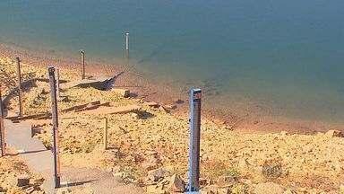 Veja como está o nível do Lago de Furnas no período de estiagem deste ano - Veja como está o nível do Lago de Furnas no período de estiagem deste ano