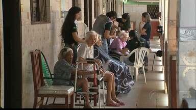 Conheça o trabalho voluntário de associação em Lar de Idosos em João Pessoa - A Aspan passa por dificuldade financeira e precisa de doação para manter os cuidados básicos com os idosos.