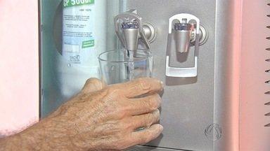 Conheça os cuidados para dar qualidade para a água consumida na capital - Durante o tempo seco aumenta o consumo de líquidos e surge aquela dúvida sobre o processo de distribuição da ´gua