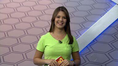 Confira o Globo Esporte desta segunda (25/08) - Canindé goleia Carira no último jogo da primeira fase. Confiança vence pela Série C e Estanciano vence pela Série D do Brasileirão.