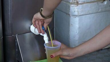 Festa em comunidade rural mostra quitutes feitos à base de cana-de-açúcar - Festa em comunidade rural mostra quitutes feitos à base de cana-de-açúcar