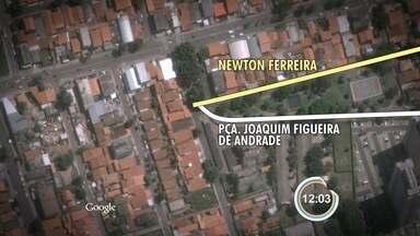 Um cruzamento na zona leste de São José tem deixado os moradores preocupados - Uma criança de quatro anos foi atropelada no local