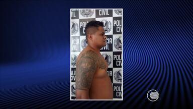 Grecco prende suspeito de participação no assalto ao Banco do Brasil em Altos - Grecco prende suspeito de participação no assalto ao Banco do Brasil em Altos