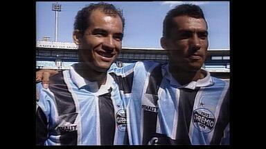 Grêmio reformula elenco com 10 contratações para a Libertadores de 1995 - Tricolor mudou fotografia do plantel para conquistar bicampeonato da América.