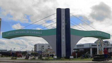 Caminhoneiros colaboram com crescimento do comércio de Itabaiana - Caminhoneiros colaboram com crescimento do comércio de Itabaiana.