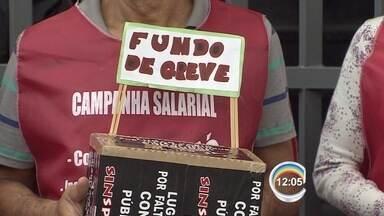 Greve do INSS completa dois meses na região - Nesta terça-feira (8), o dia foi de protesto em São José