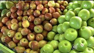 Menos de 30% da população consome a quantidade ideal de frutas diariamente - Menos de 30% da população consome a quantidade ideal de frutas diariamente