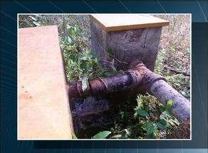 Moradores de assentamento denunciam falta de água pelo aplicativo Quero Ver na TV - Moradores de assentamento denunciam falta de água pelo aplicativo Quero Ver na TV