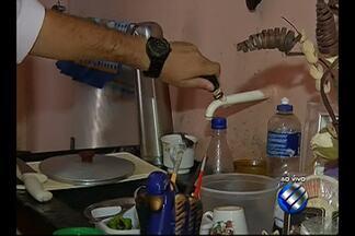 Moradores de conjuntos enfrentam falta de água - Situação já chega a seis dias em conjuntos de Belém.