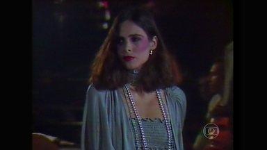 Relembre Mila Moreira e Silvia Pfeifer como modelos - Estrelas foram tops das passarelas nos anos 1980