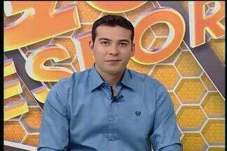 Confira a íntegra do Globo Esporte com Rogério Simões - TV Integração - Globo Esporte - 08/09/2015