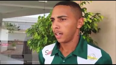 Osman fala sobre momento do Luverdense na Série B - Meia é titular do time