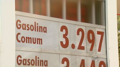 Ribeirão Preto tem gasolina mais cara no Estado, diz ANP - Levantamento aponta que preço médio do combustível na cidade é de R$ 3,279 por litro. Em algumas cidades da região, porém, o valor chega a R$ 3,499.