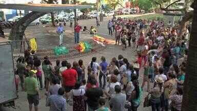 Termina a greve dos professores de Cuiabá - Termina a greve dos professores de Cuiabá