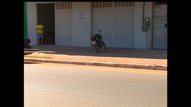 Extintor explode e mata funcionário de loja em Santarém - Outro funcionário ficou ferido em acidente na loja, que fica no Caranazal. Vítima fazia a manutenção no equipamento, quando aconteceu a explosão.