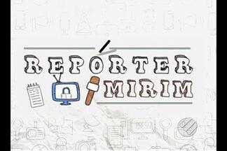 TV Liberal inscreve para o concurso 'Repórter Mirim' - Crianças de 7 a 12 anos podem participar.