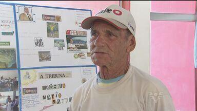 Foi enterrado nesta quarta-feira Alexandre Salazar - Ele foi um dos grandes incentivadores do surfe na região.