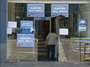 INSS atende somente perícias médicas em Passo Fundo,RS - Demais serviços continuam suspensos em função da greve