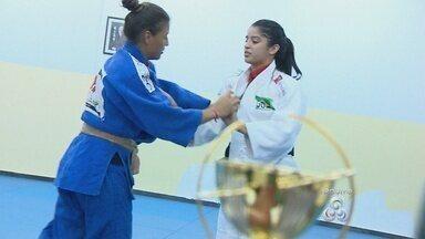 No Japão, Rita de Cássia treina forte para o Mundial de Judô - Judoca amazonense integra a seleção brasileira. Veja como estão os preparativos para a competição.