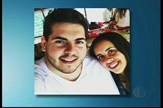 Os corpos do casal morto em acidente em Paraty foram enterrados em Salesópolis - O enterro ocorreu nesta quarta-feira (9).