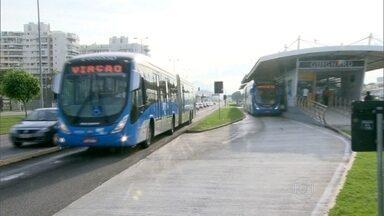 Empresários querem levar o BRT para toda a região metropolitana do Rio - Qual será o melhor modelo de transportes para o Grande Rio? O RJTV ouviu empresários, autoridades e um especialista em transportes.