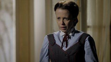 Além do Tempo, capítulo de quarta-feira - dia 09/9/2015, na íntegra - Severa conta a Felipe que Berenice morreu em seus braços
