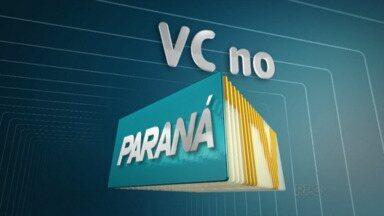 Você no Paraná TV! - A participação de hoje veio de Irati. A Luciana reclama das condições da Av. das Torres. Veja só.