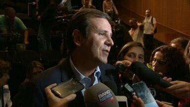 Prefeito Eduardo Paes anuncia aumento de salário dos servidores com base no IPCA - Reajuste pode ficar em torno de 10% e deve ser pago em outubro.