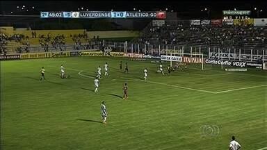 Jogo do Vila Nova é adiado para próxima semana em Goiânia - A CBF definiu que a partida entre o time goiano e Confiança que aconteceria nesta quarta-feira (9) deve ser adiada.