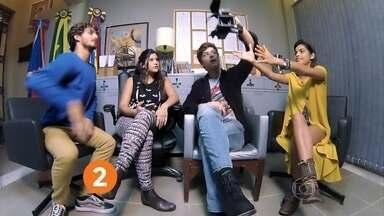 Confira os destaques do Top 5 do Gshow - Portal tem matérias especiais do The Voice Brasil, Malhação, Tomara que Caia