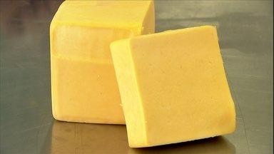 Aprenda como fazer queijo prato - Processo de fabricação do queijo prato não é simples. O Globo Rural foi até Minas gerais mostrar como ele feito.