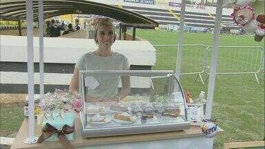 Evento mistura futebol e comida em Piracicaba - Chamado 'Fut Truck', o evento acontece no estádio do 15 de Piracicaba, que completou cinquenta anos no mês de setembro.