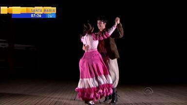 Danças típicas gaúchas: conheça a rancheira - Herança europeia, ritmo pode ser dançado de duas formas.