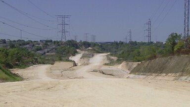 TCE-AM suspende licença ambiental de trecho da Avenida das Flores - Segundo TCE, irregularidades foram encontradas na obra.