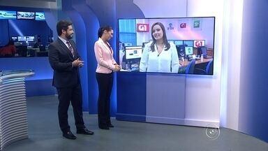 Confira os destaques do G1 desta quarta-feira no TEM Notícias - 1ª Edição - A repórter Natália de Oliveira traz as notícias que são destaque no portal G1 no TEM Notícias - 1ª Edição desta quarta-feira (16).