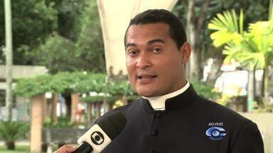Caravanas de várias partes do Nordeste estão em Arapiraca para evento religioso - Eles vão participar do IV do Terço dos Homens.