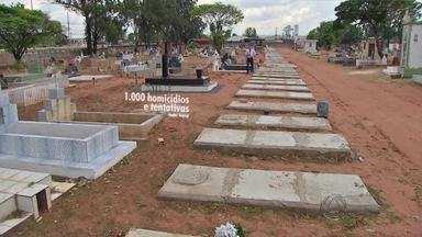 Segurança que eu tenho, segurança que eu quero: número de assassinatos assustam em MS - Motivos são os mais variados para homicídios em Mato Grosso do Sul. Veja no segundo episódio da série do MSTV.