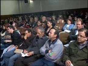 Audiência pública discute as consequências do uso de agrotóxicos - Agricultores exigem que as lavouras de orgânicos fiquem protegidas do contato com defensivos agrícolas