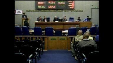 Orçamento para 2016 foi aprovado na Câmara de Vereadores de Rio Grande, RS - LDO foi analisada pelos parlamentares em sessão no plenário da Câmara.