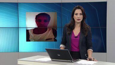 PM prende mulher que estava na lista dos 10 mais procurados do ES - Lorena Hortelan Freitas foi presa na tarde desta segunda-feira (21).A polícia chegou até ela por meio de uma denúncia anônima.
