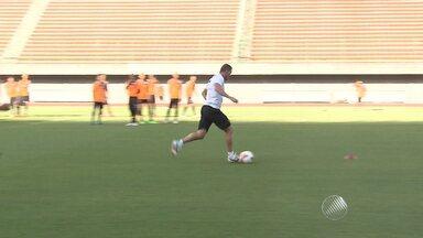 Mancini tem algumas preocupações para o jogo do Vitória contra o Paysandu - Confira as notícias do rubro-negro baiano.