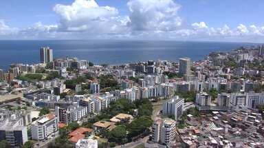 Levantamento do IBGE aponta que Salvador tem apenas 40% de área arborizada - Por outro lado, a cidade também impõe desafios para quem sonha com uma capital mais verde. Confira no quadro 'Geração Verde'.